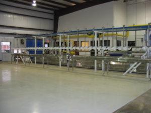 Systmème de récolte de laitue hydroponique